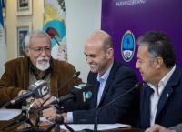 9600 MILLONES DE PESOS EN INFRAESTRUCTURA DE TRANSPORTE  PARA MENDOZA