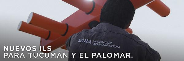 Nuevos ILS par Tucumán y el Palomar.
